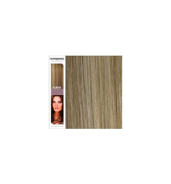 Super Model Clip In Human Hair Extensions 20 Inches. Colour 12