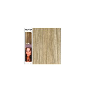 Super Model Clip In Human Hair Extensions 20 Inches. Colour22-SB
