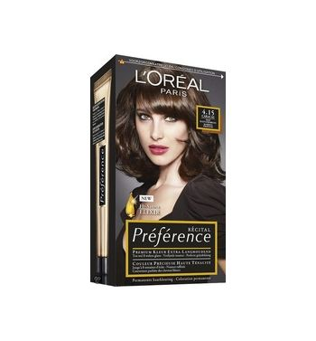 Lorea'l  paris Hair Colour  Caracas 4.15
