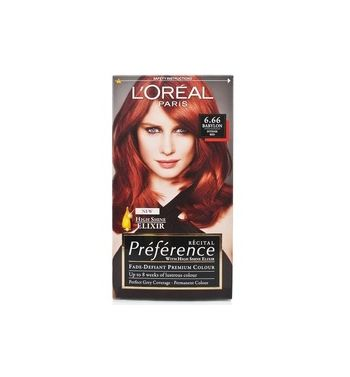 Lorea'l  paris Hair Colour  Babylon 6.66