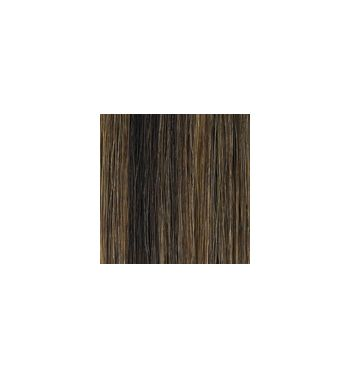 Super Model Clip In Human Hair Extensions 14 Inches. Colour p4
