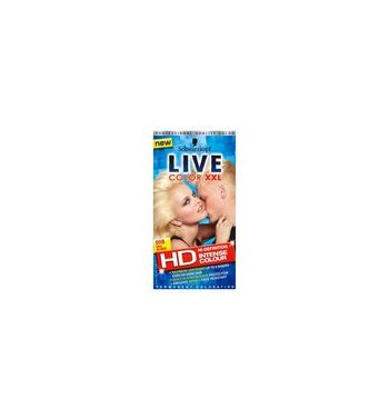 SCHWARZKOPF LIVE Color  Hair color MAX Blonde 00B