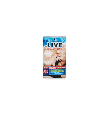 SCHWARZKOPF LIVE Color  Hair color Absolute platinum 00A