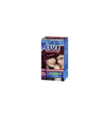 SCHWARZKOPF LIVE Color  Hair color cyber purple 46
