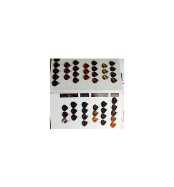 MAXIMA HAIR DYE COLOR CHART