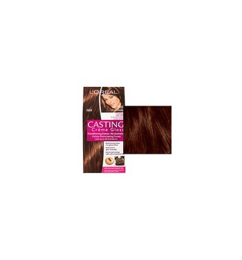 Loreal Casting Creme gloss Hair color chocolate 535
