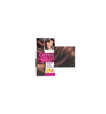 Loreal Casting Creme gloss Hair color chocolate chestnut 515