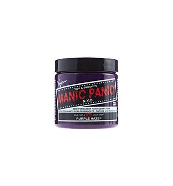 Manic panic hair dye purple haze Colour