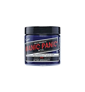 Manic panic hair dye Colour after midnight