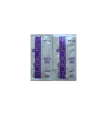 Subliss Keratin Hair mask 24ML