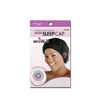 Mesh  sleep cap