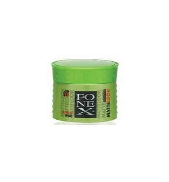 Fonex matte look Hair  wax