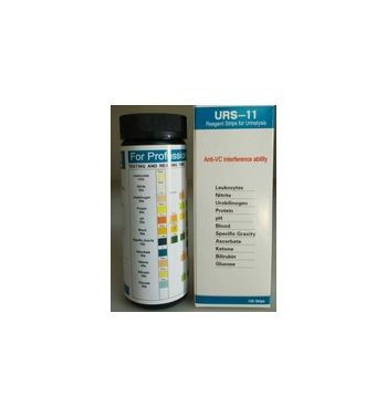 Tromed Urine Test Strips 11parameter