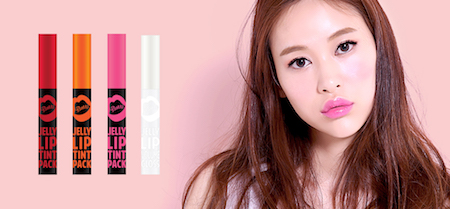 Jelly Lip Tint Pack